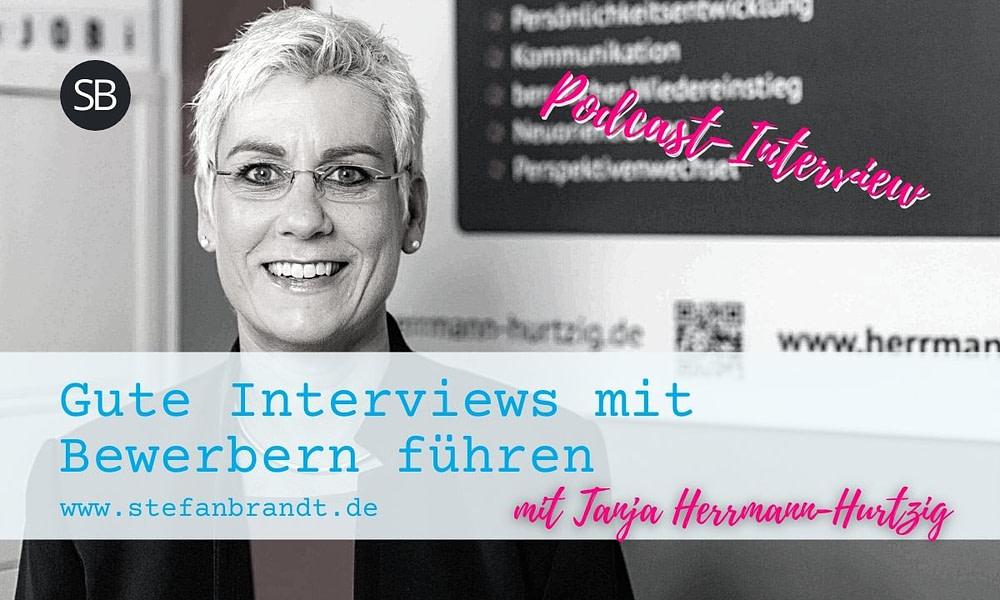 Vorstellungsgespräch Führungskraft - www.stefanbrandt.de