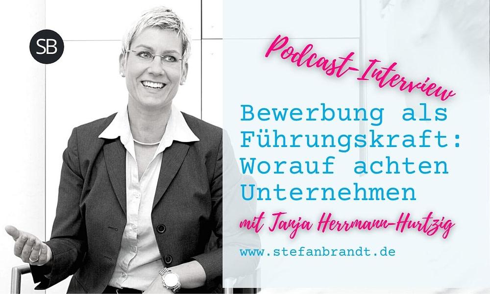 Bewerbung Führungskraft - www.stefanbrandt.de