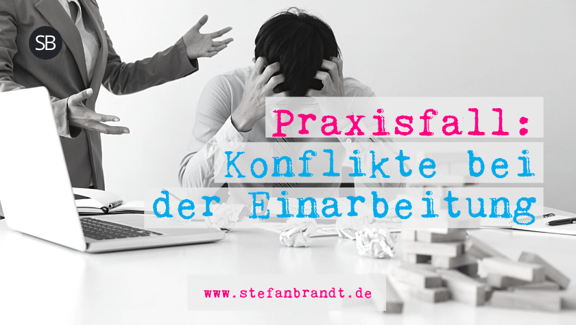 Umgang mit Konflikten als Führungskraft - www.stefanbrandt.de